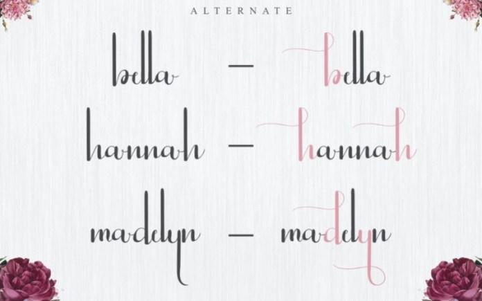 Lighten Up Font