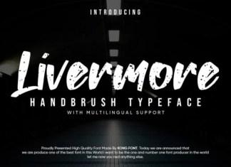 Livermore Font