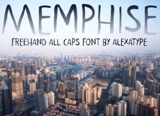 Mempishe Font