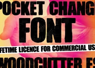 Pocket Change Font