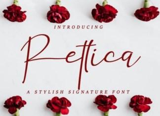 Rettica Font