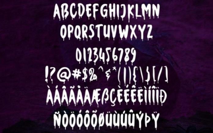 Wicked Tricker Font
