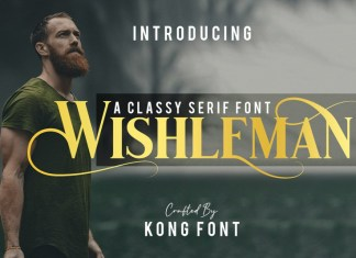 Wishleman Font