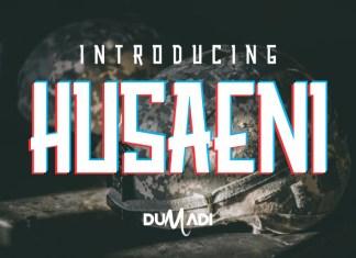 Husaeni Font