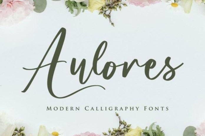 Aulores Font