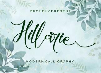 Hillarie Font