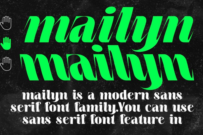 Mailyn Font