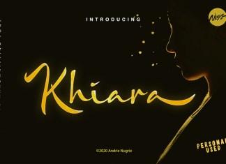 Khiara Font