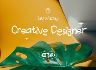 Creative Designer Font