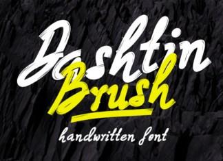 Dashtin Font