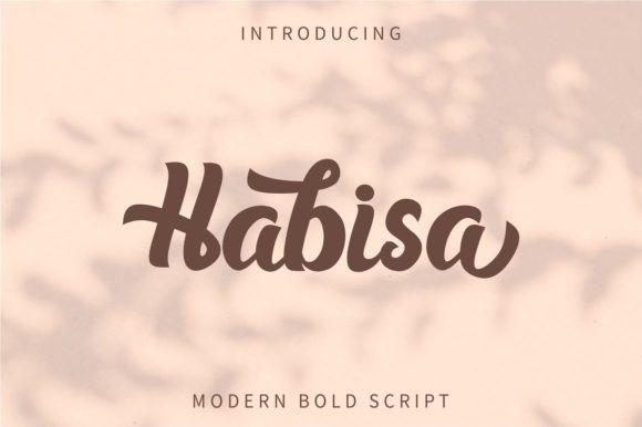 Habisa Font