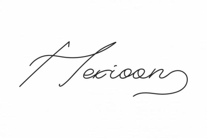 Hexioon Font