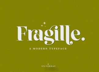 Fragille Font