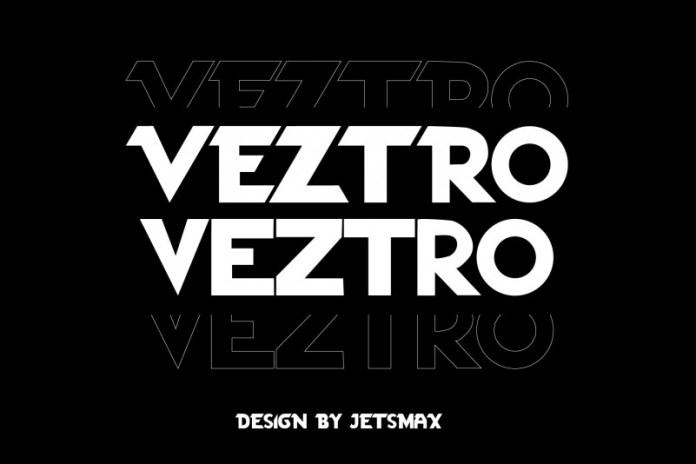 Veztro Font
