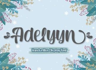 Adelyyn Font