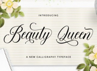 Beauty Queen Font