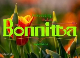 Bonnitta Font