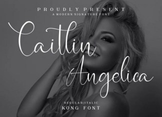 Caitlin Angelica Font