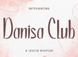 Danisa Club Font
