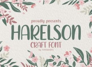 Harelson Font