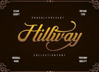 Hillway Font
