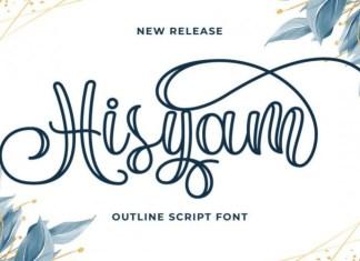 Hisyam Font