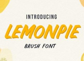 Lemonpie Font