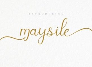 Maysile Font