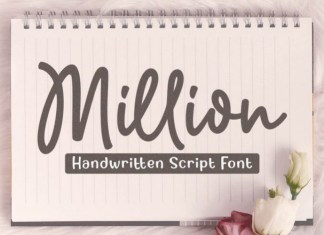 Million Font