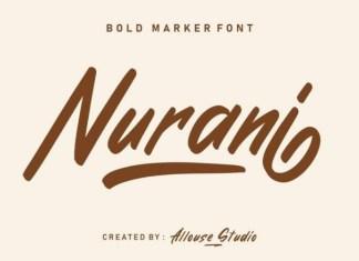 Nurani Font