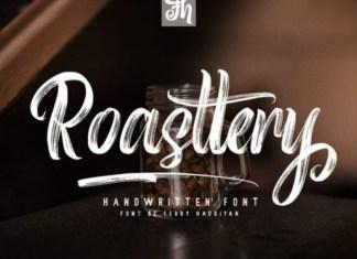 Roasttery Font