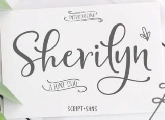 Sherilyn Font