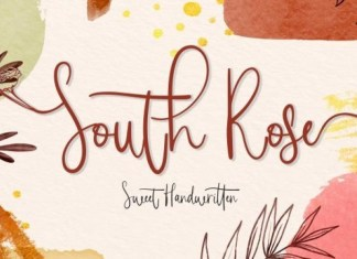 South Rose Font