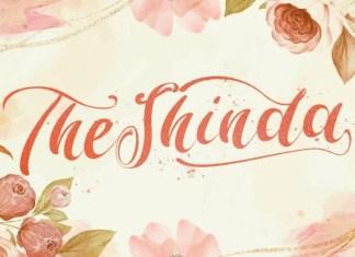 The Shinda Font