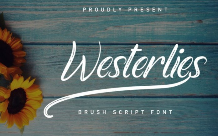 Westerlies Font