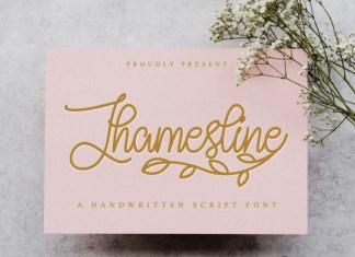 RaisProject Font