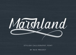 Marshland Font