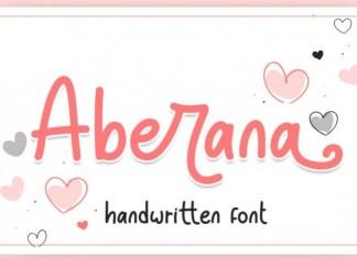 Aberana Font