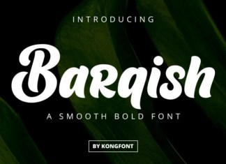 Barqish Font