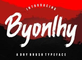 Byonlhy Font