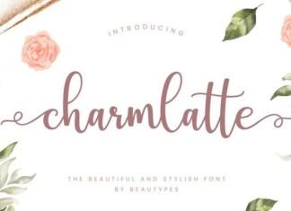 Charmlatte Font
