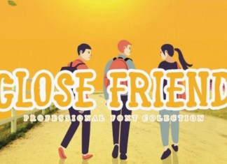 Close Friend Font