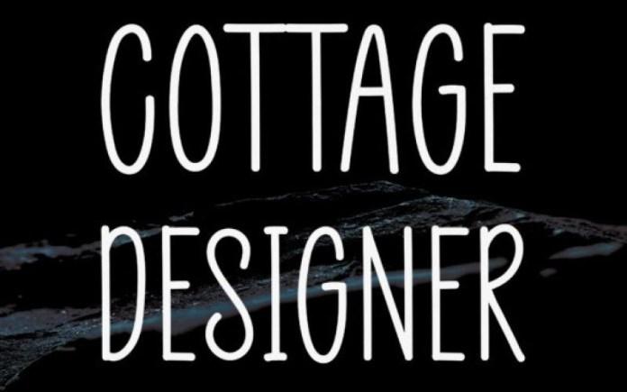 Cottage Designer Font