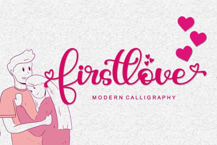 Firstlove Font