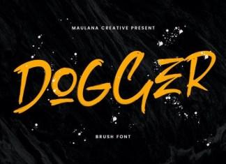 Dogger Font