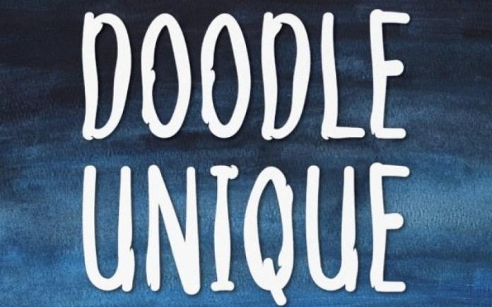 Doodle Unique Font