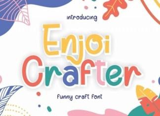 Enjoi Crafter Font