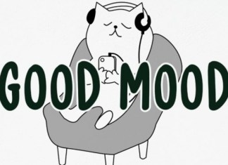 Good Mood Font