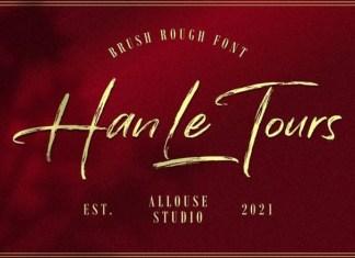 Han Le Tours Font