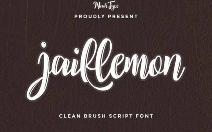Jaillemon Font